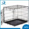 Larger Stainless Steel Bird Cage / hot sale folding metal dog crate pet cage