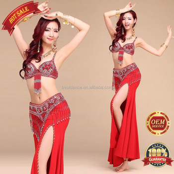 Bestdance Wholesale Sexy Arab Belly Dance Professional Costume Belly Dancer Skirt Indian Dance Costume Oem