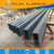 powder coated standard size aluminium tubing for industrial construction