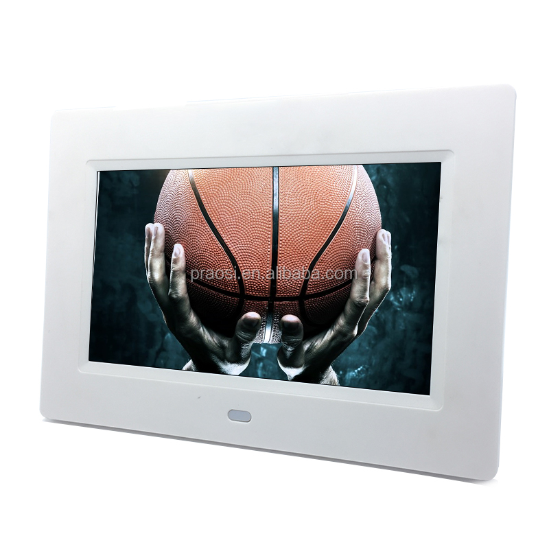 2018 Pros open sexy video frame 7 inch LCD screen led edit 2017 software for  sale