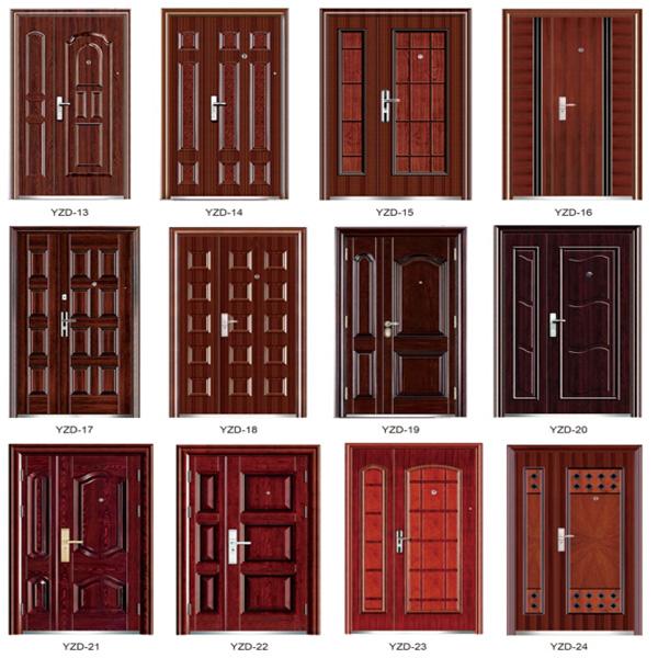 Half Door Designs one and half door design solid wood apartment door Best One And Half Door Steel Security Door