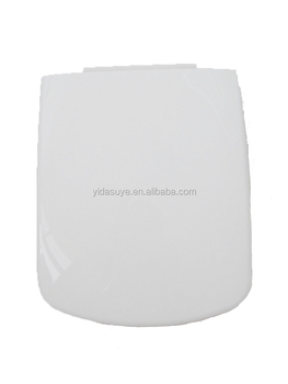 square shaped toilet seat. Europe Standard Quality Square D  Shape Slow Down Plastic PP Toilet Seat D Down Pp