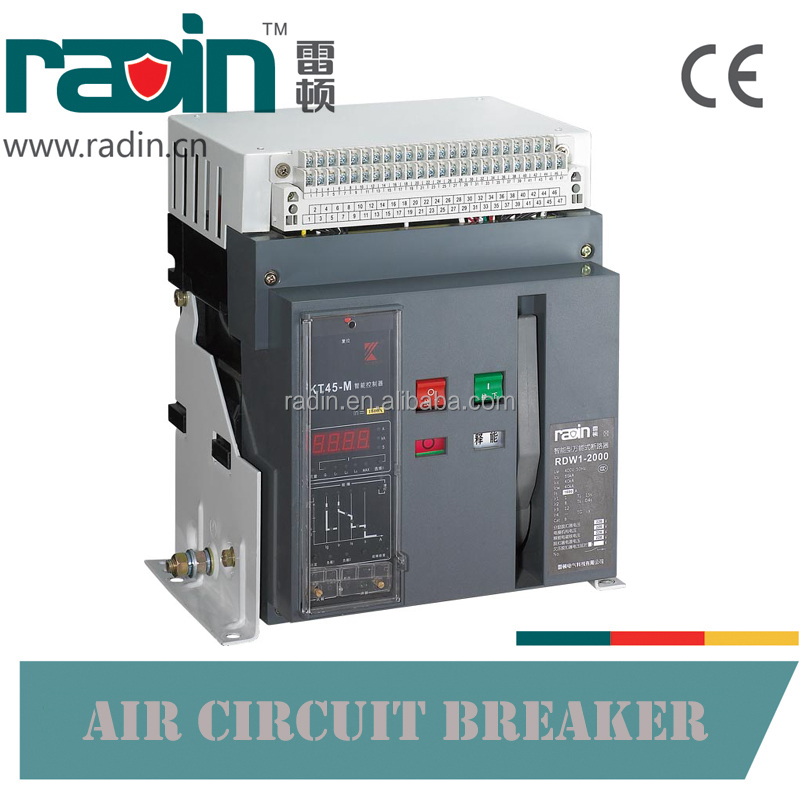 RDW1 Fixed Type Air Circuit Breaker ACB