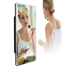42inch popular inch lcd screen mirror advertising mirror restroom lcd screen