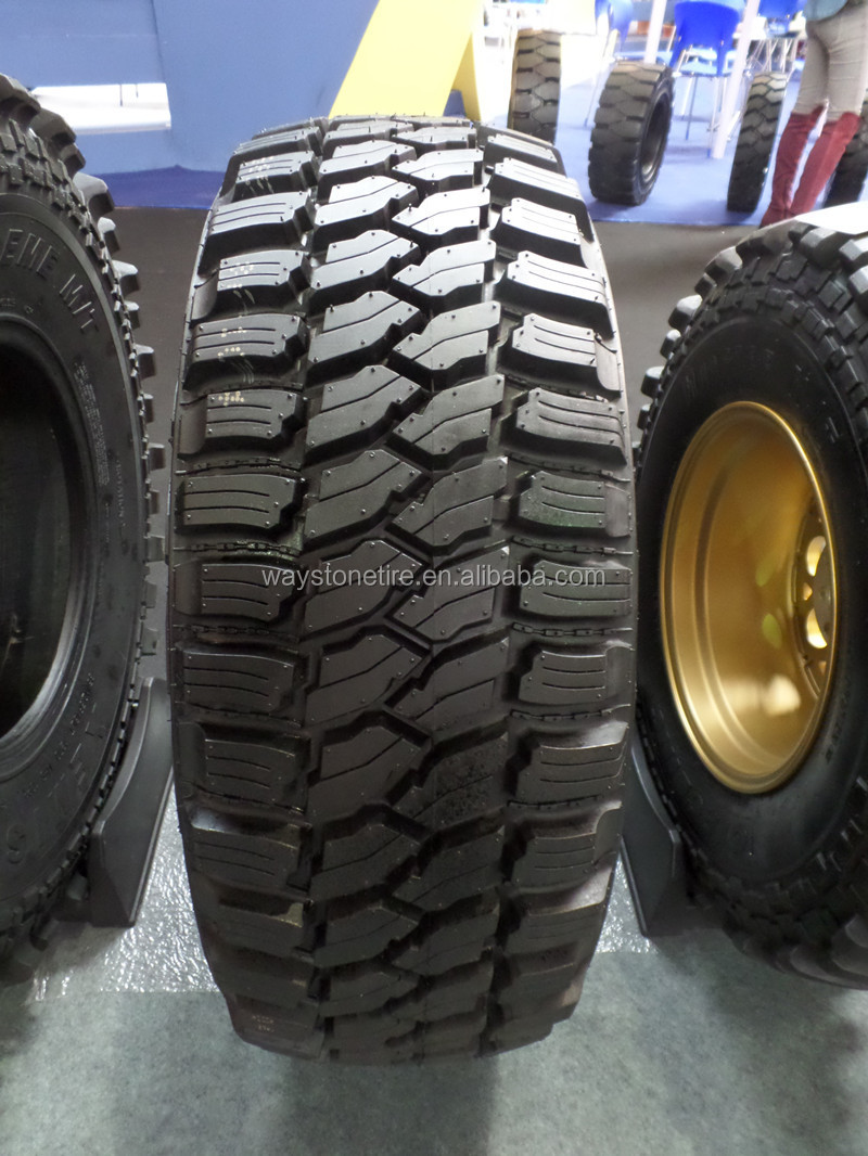 Waystone 4x4 Mt Tire 33 12 5 R15 Tires Mud Terrain 4x4 Off Road