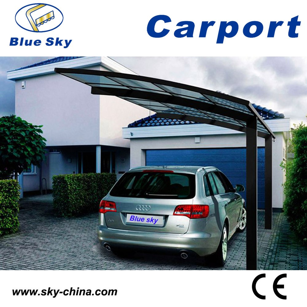 Polycarbonate and aluminum carport folding car canopy & Polycarbonate And Aluminum Carport Folding Car Canopy - Buy ...