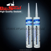 Stainless steel neutral rubber joint adhesive sealing sealant