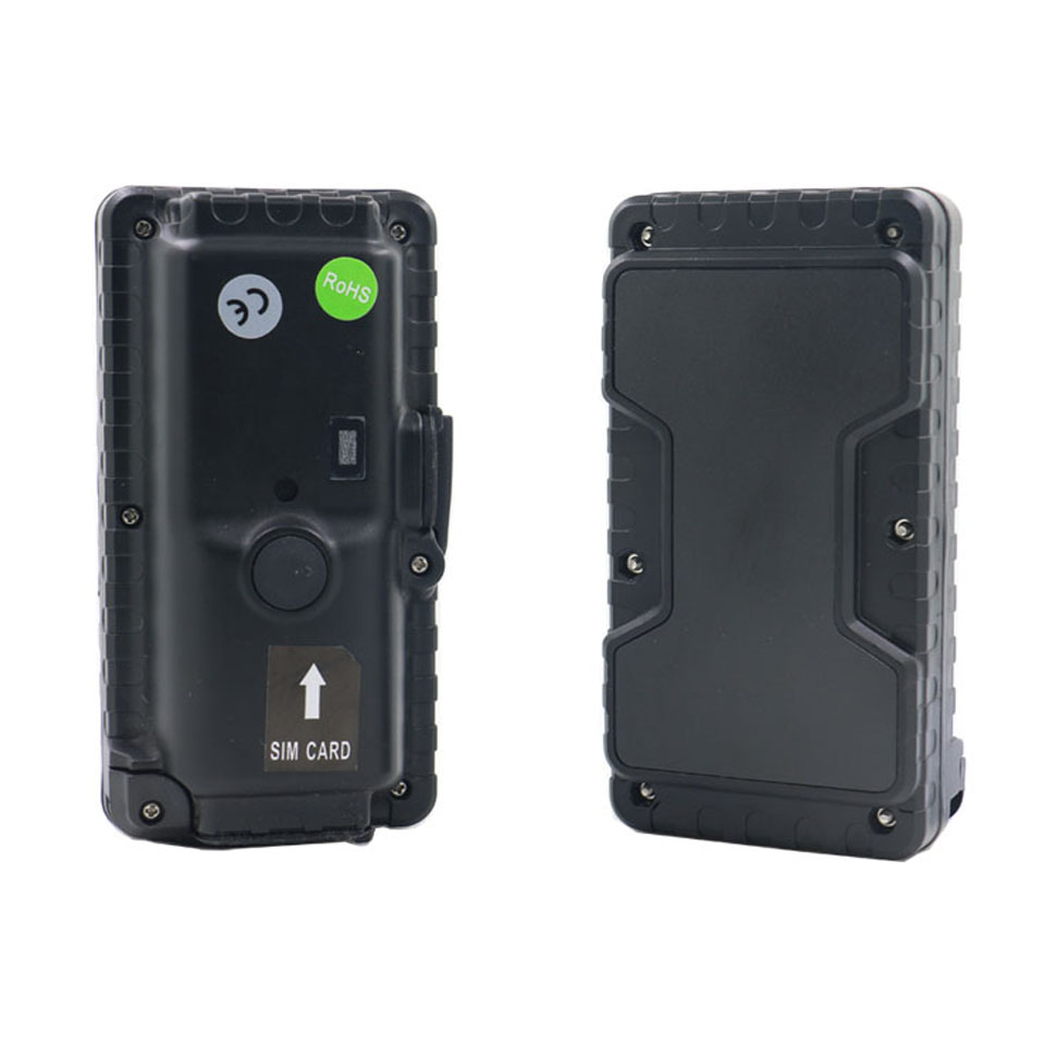 China top quality magnet long battery life gps tracker for container, safety box, and other assets,standby 900 days