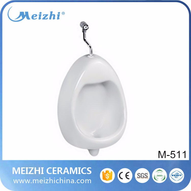 Square urinal and toilet urine sensor price urinal for male