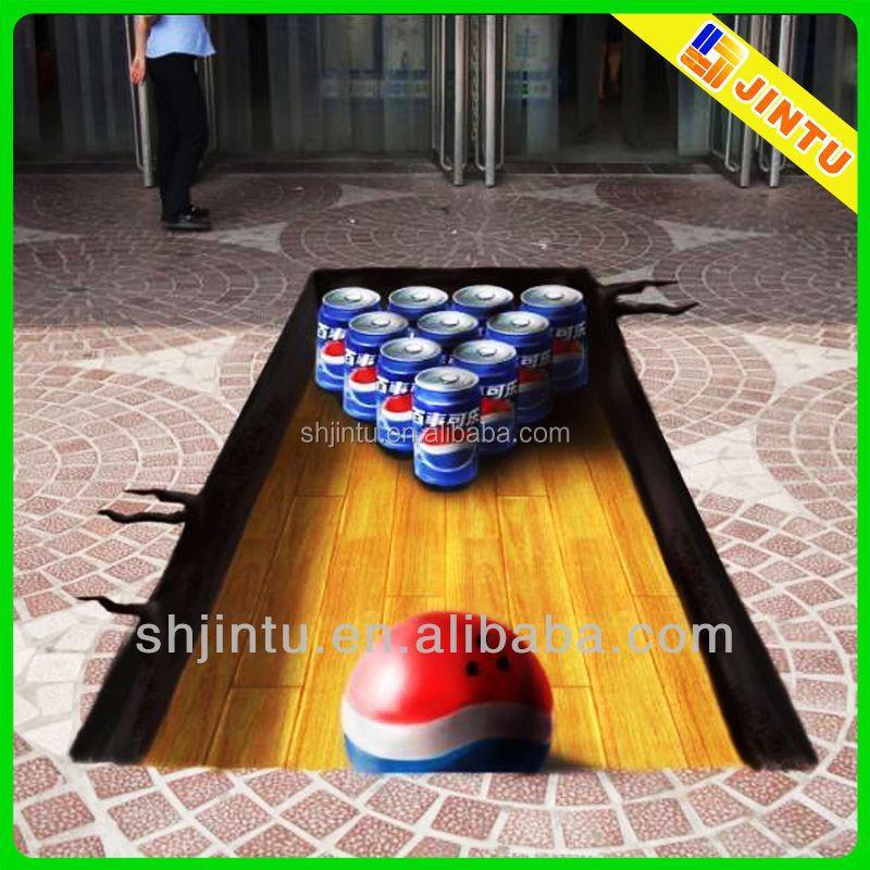 Adesivi 3d per ascensori pavimenti adesivi id prodotto for Vinilos 3d para suelo