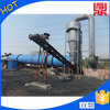 Peas coal rotation drum dryer machine 2016 peat drying production line factory