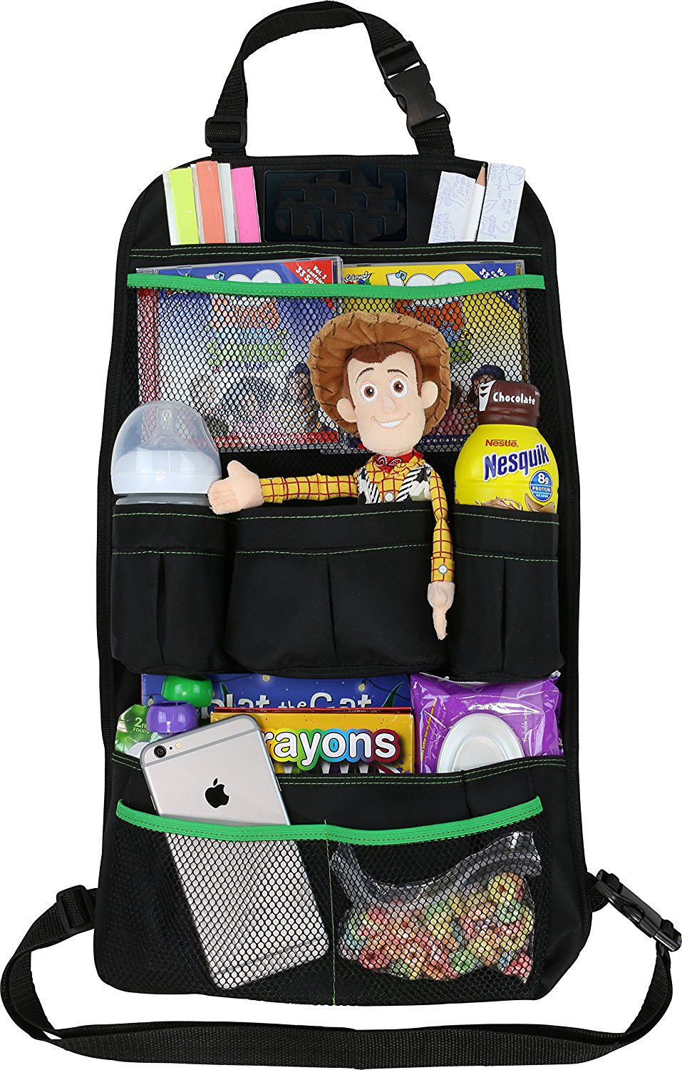 car back seat organizer kid