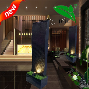 Interior Water Feature Indoor Fountains Home Decoration Waterfall
