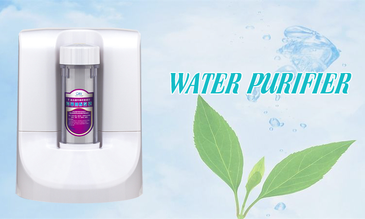 7 stages water purification system for direct drinking