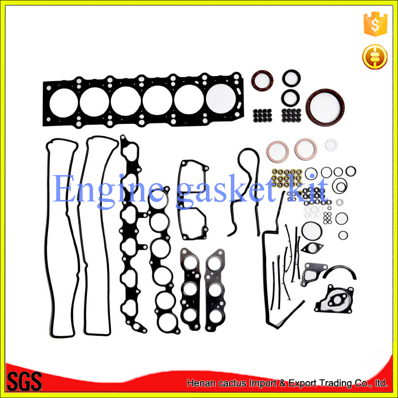 Auto spare parts 04111-46065 gasket cylinder head 2JZ rebuild kit For toyota