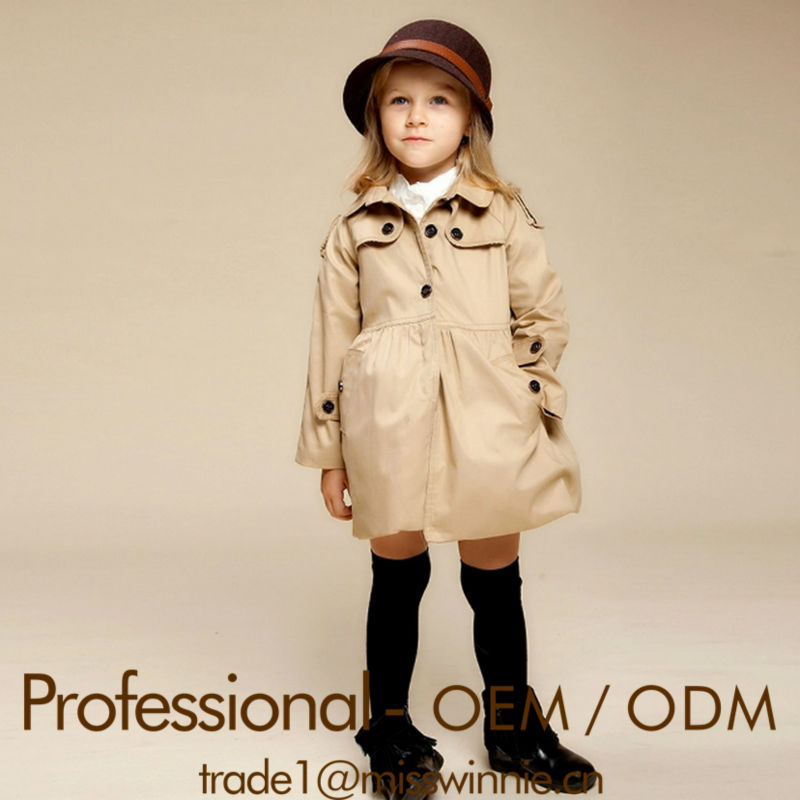 high quality waterproof and snowproof girls coat
