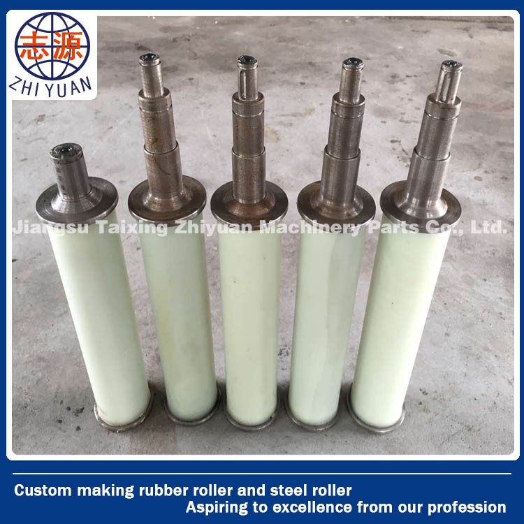 Manufacturer production High Performance Conveyor Belt Polyurethane Rubber Roller