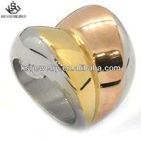 large diameter rings stainless steel