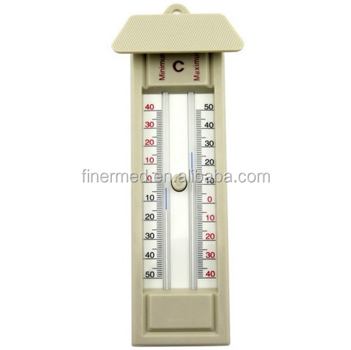 Outdoor Mercury Free Min Max Thermometer