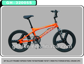 "20""Single Speed Free Style Bike BMX Bicycle"