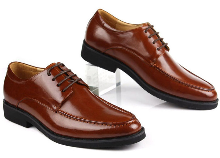 New 2015 luxury brand designer  man dress shoes soft genuine leather solid basic flat lace up casual party for men OX72