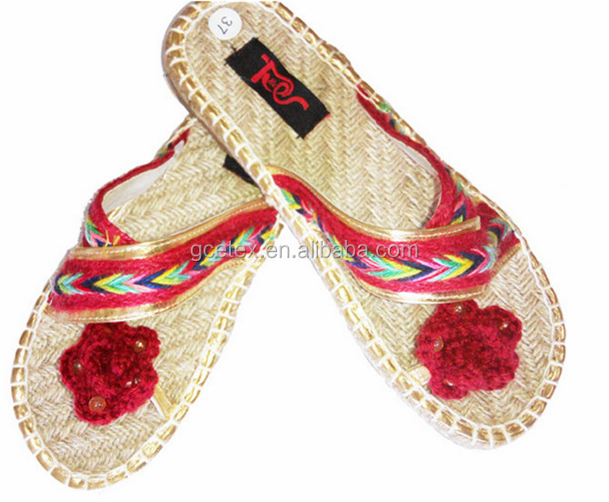 Gce689 2015 Summer Hot Wedding Traditional Indian Shoes ...