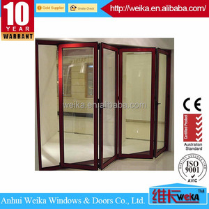 WEIKA WHOLESALE Office security folding door