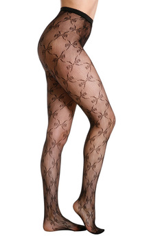 906889c5c3d Sexy women jumpsuit fishnet panty hose with butterfly print hot stocking  lingerie tube pantyhose