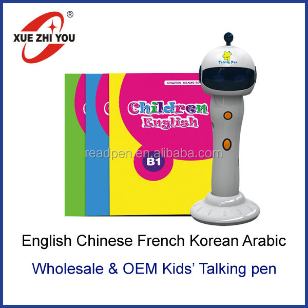 Portable Point Talking pen Electronic Languages <strong>Translator</strong>
