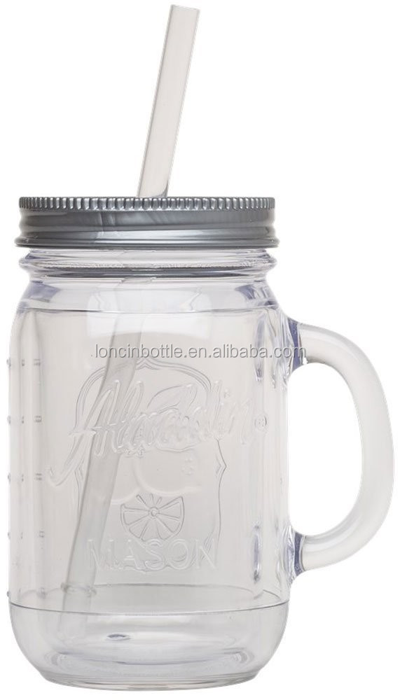 bf9710d75672 China Plastic Mason Jars, China Plastic Mason Jars Manufacturers and ...