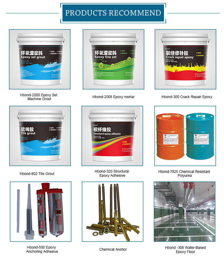 Factory direct sale high quality woodworking two-component epoxy resin structural adhesive