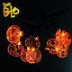 Hot Selling Halloween Battery Operated LED Pumpkin String Light