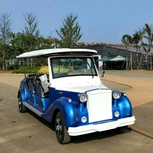 Kingland 4-12 seat electric vintage buggy car