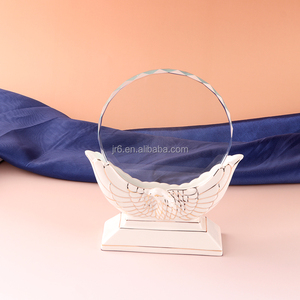 2019 newest style Crystal Iceberg Trophy/Award/Plaque for Engraving