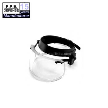 299c7093 Police Military Bulletproof Face Shield Visor Helmet Ballistic Visor ...