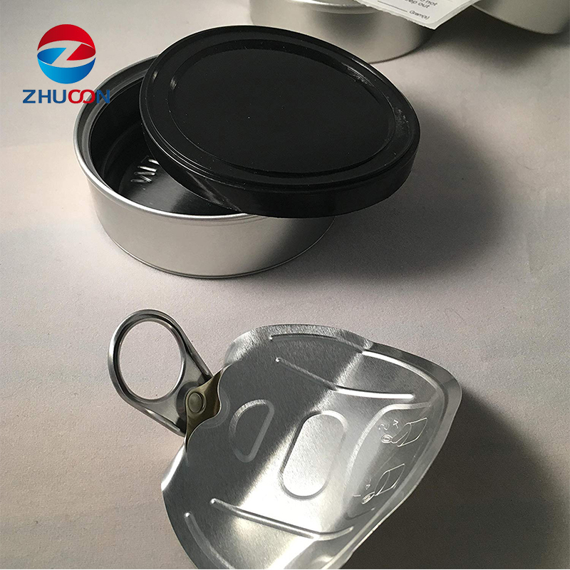Factory Customized labels Pressitin Tuna Tin Cans 100ml 3 5g 3 5 gram, View  Pressitin Tuna Tin Cans, Zhuoon Product Details from Shenzhen Zhuoon