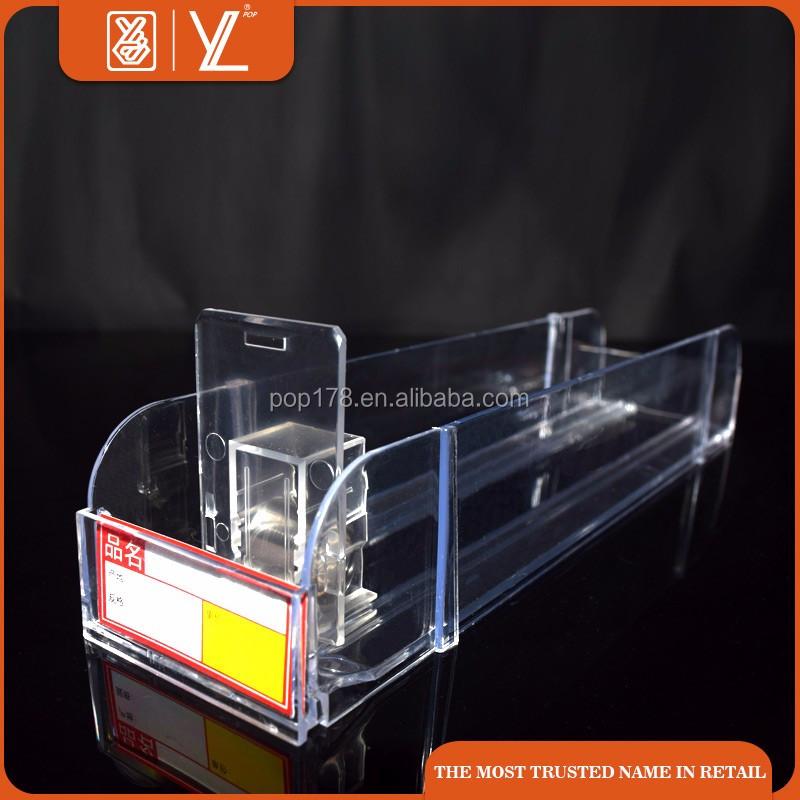 Acrylic Cigarette Display Stand For Cigarette Racks