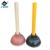 Wholesale Household kitchen rubber mini plunger, sink plunger, toilet suction