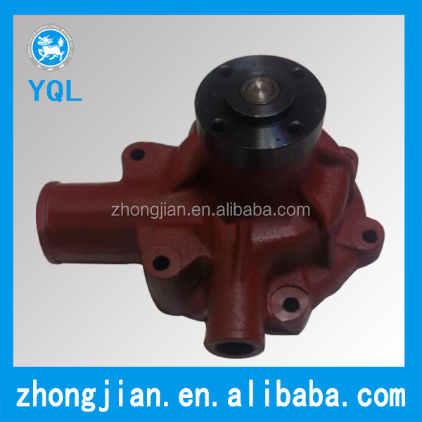 ZL30 loader machine spare parts TD266B engine water pump