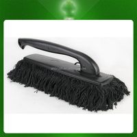Soft Bristle Car Wash Brush/Car Window Cleaning Brush With Plastic Handle/Auto Fenster Pinsel