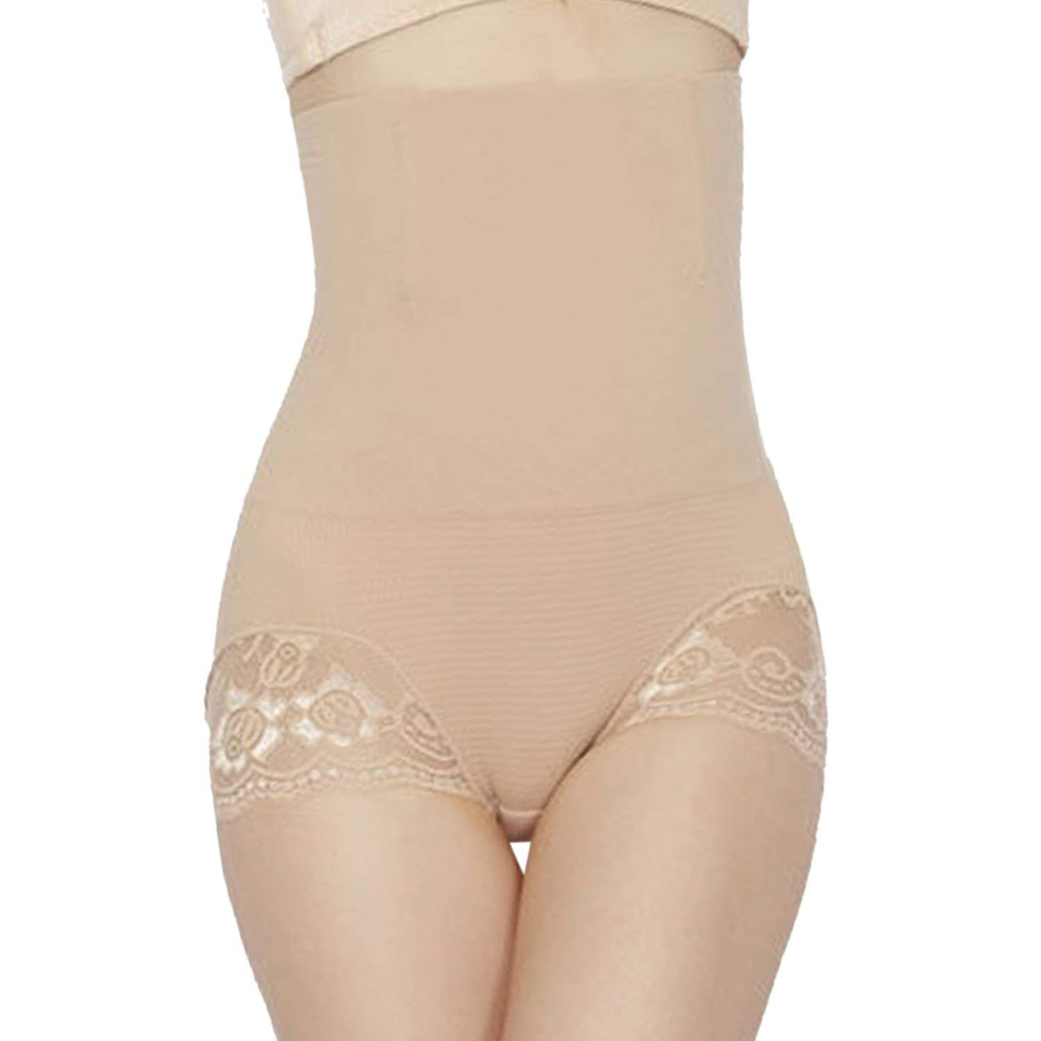 da114e4a44 Get Quotations · Sasairy Women Postpartum Support Panty Recover Belly  Elastic Underwear
