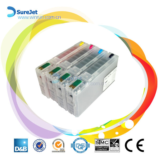 T7911 refillable cartridge for epson 4630 4640 5110 5190 5620