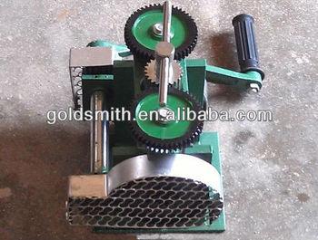 brass roll sizer machine