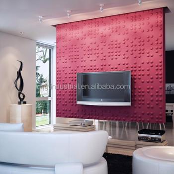 Attractive appearance decorative 3d wall panels texture - Revetement murale pvc ...
