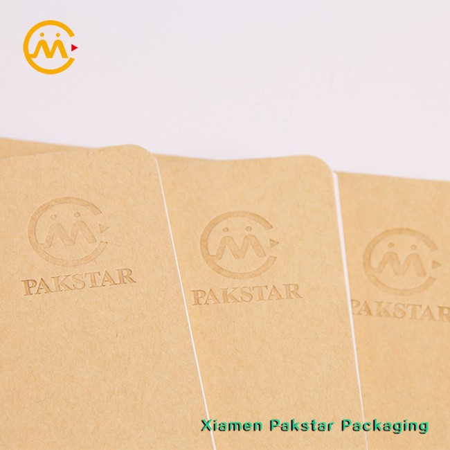 Wholesale custom size wire binding spiral Kraft paper cover recycled coil notebook