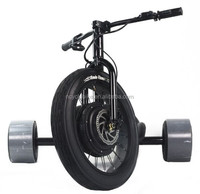 Ncyclebike 52v 1500w High Speed Electric Drift Trike for adult