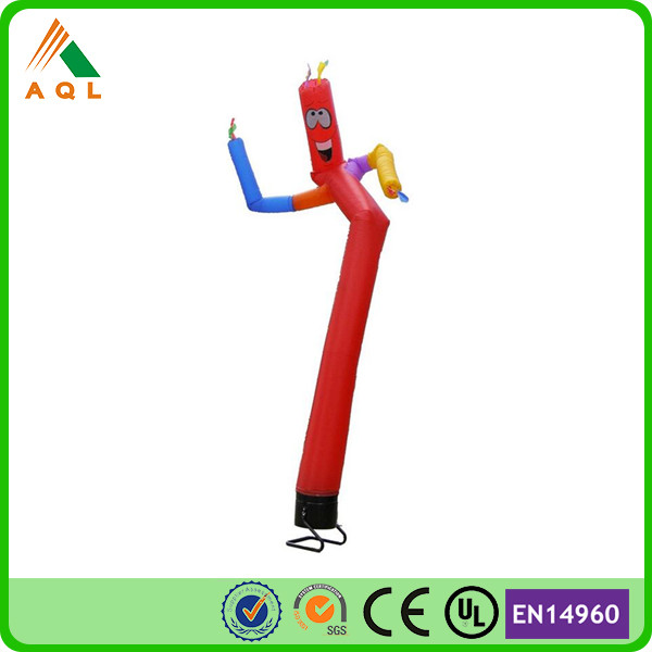 High quality hot sale inflatable rolling air dancer