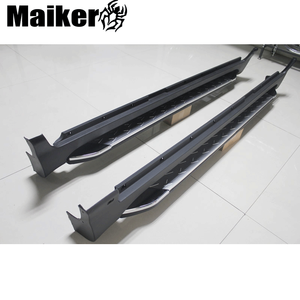 4x4 Off road parts side step running boards for kia sportage 2013 accessories nerf bar from Maiker