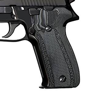 Cool Hand 1911 Full Size Magwell G10 Grips, Big Scoop, Ambi Safety