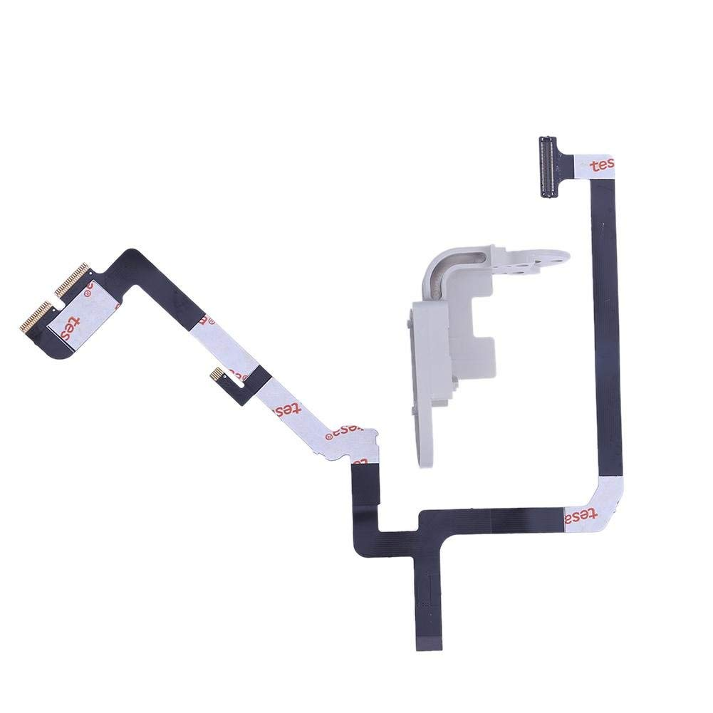 Akaddy Gimbal Repair Yaw Arm + Flex Ribbon Cable for DJI Phantom 4 Pro Drone
